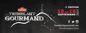 Tremblant Gourmand | Le plus grand festival destin� aux �picuriens Actifs en Am�rique!