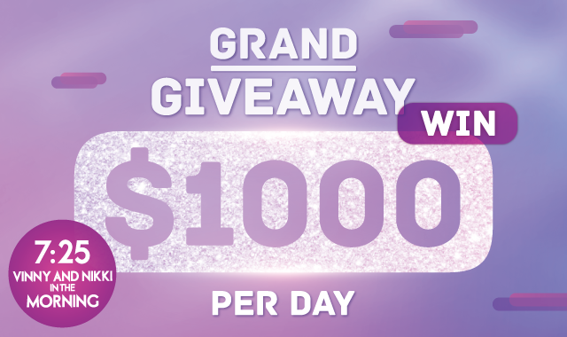 The Grand Giveaway