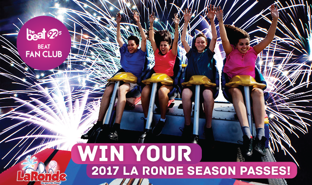 End your summer with a BANG at La Ronde!