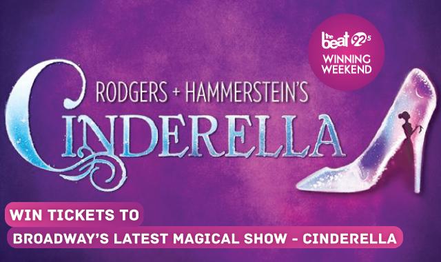 See Cinderella on Stage