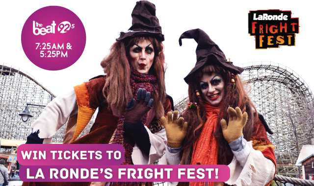 Win tickets to LaRonde's Fright Fest