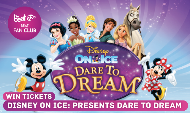 See Disney on Ice: Dare to Dream