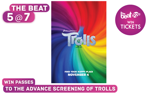 See the advance screening of Trolls