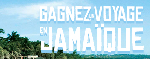 Gagnez votre voyage en Jama�que