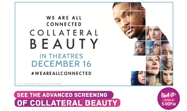 Want to see COLLATERAL BEAUTY before the release date?