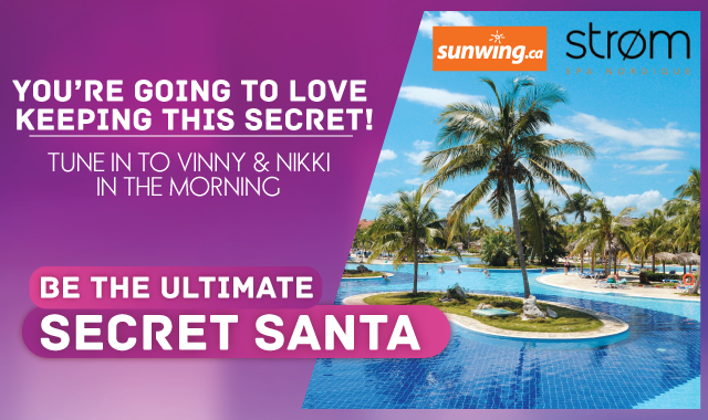 WANT TO BE THE ULTIMATE SECRET SANTA?