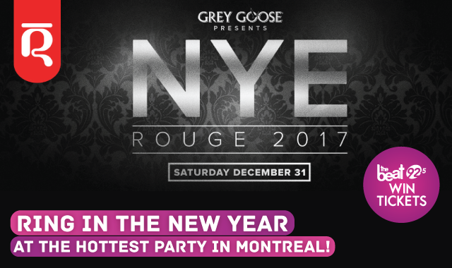 Ring in the New Year at the HOTTEST Party in Montreal!