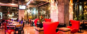 100$ chez Industria Pizzeria + Bar