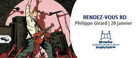 Rendez-vous BD | Philippe Girard