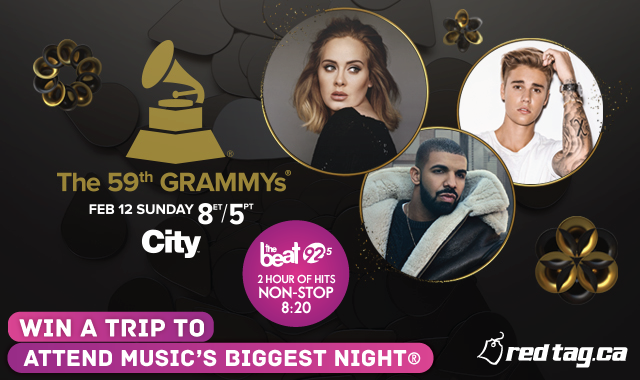 Would you like to attend Music's Biggest Night®?