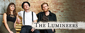 Tes billets pour The Lumineers