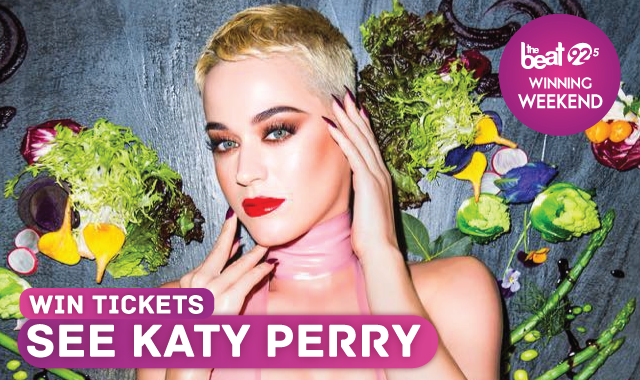 Winning Weekend See Katy Perry