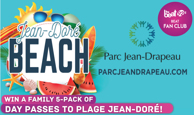 Win day passes to jean Doré Beach!