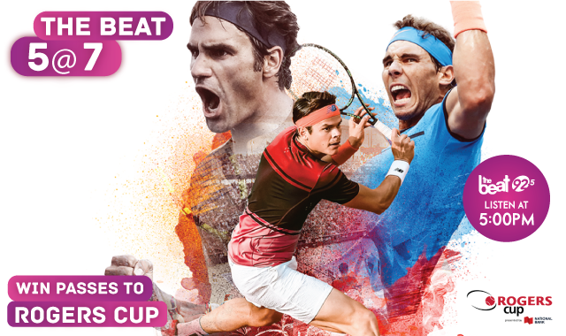 WIN Rogers Cup passes