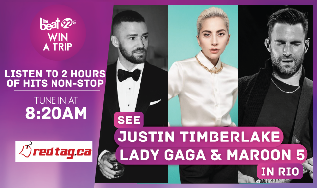 The Beat Around The World - See Justin Timberlake, Lady Gaga & Maroon 5