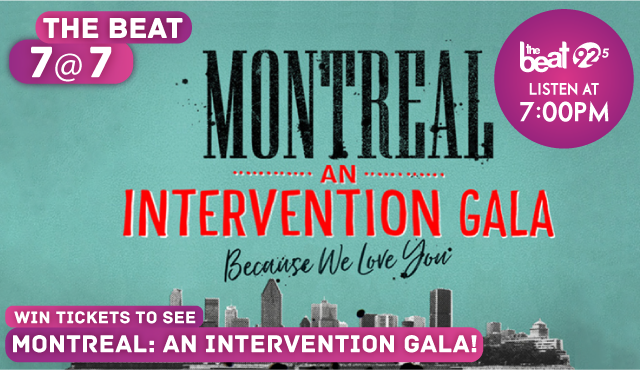 JUST FOR LAUGHS: Montreal: An Intervention Gala!