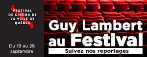 Festival de Cin�ma de la ville de Qu�bec