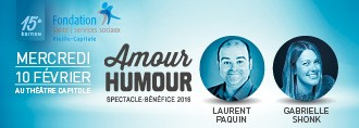 Spectacle Amour-Humour
