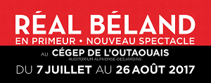 Réal Béland Été 2017