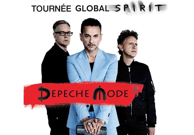 See Depeche Mode