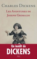 Les aventures de Joseph Grimaldi - INDIT