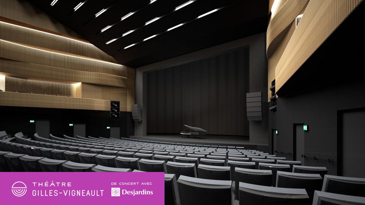 Des animateurs audacieux avec le Théâtre Gilles-Vigneault