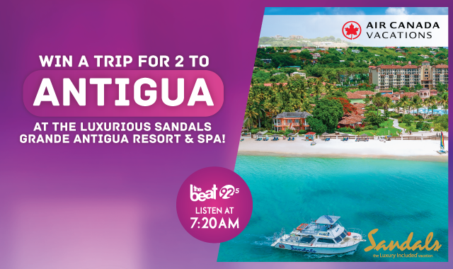 Win a trip for 2