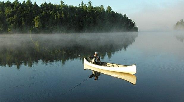 Gagnez un weekend à la Pourvoirie du Lac Blanc