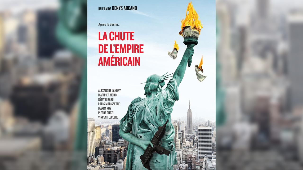 Première du film : La chute de l'empire américain au Cinéma Carrefour du Nord
