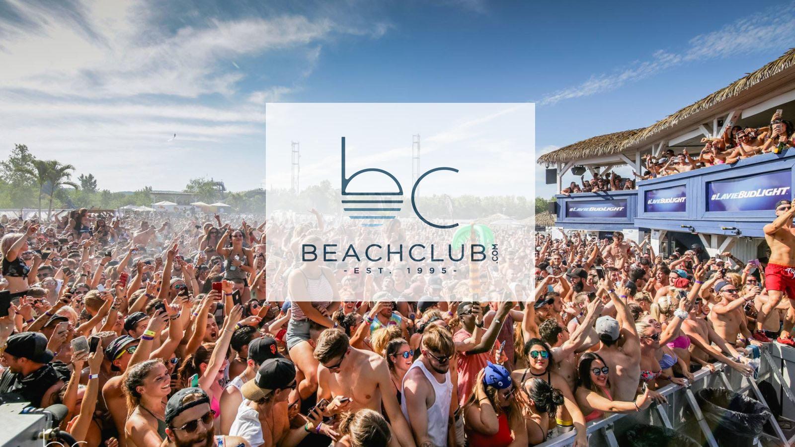 Tes accès au Beachclub