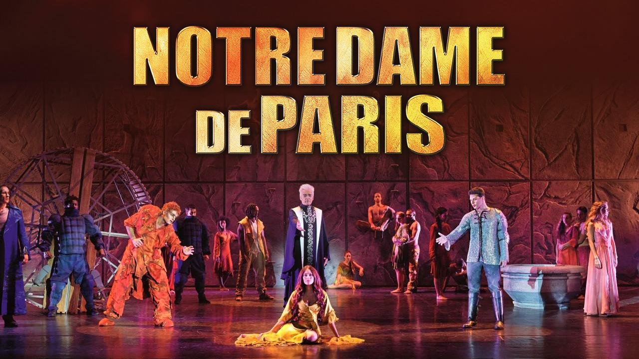 Rythme 100.1 vous invite à la première de Notre-Dame-de-Paris le 29 août à l'Amphithéâtre Cogeco !