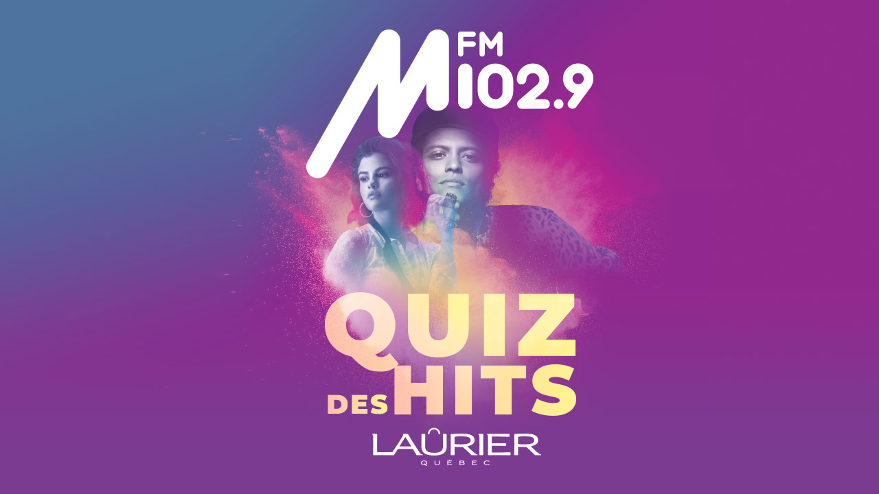 Le Quiz des HITS M FM 102,9