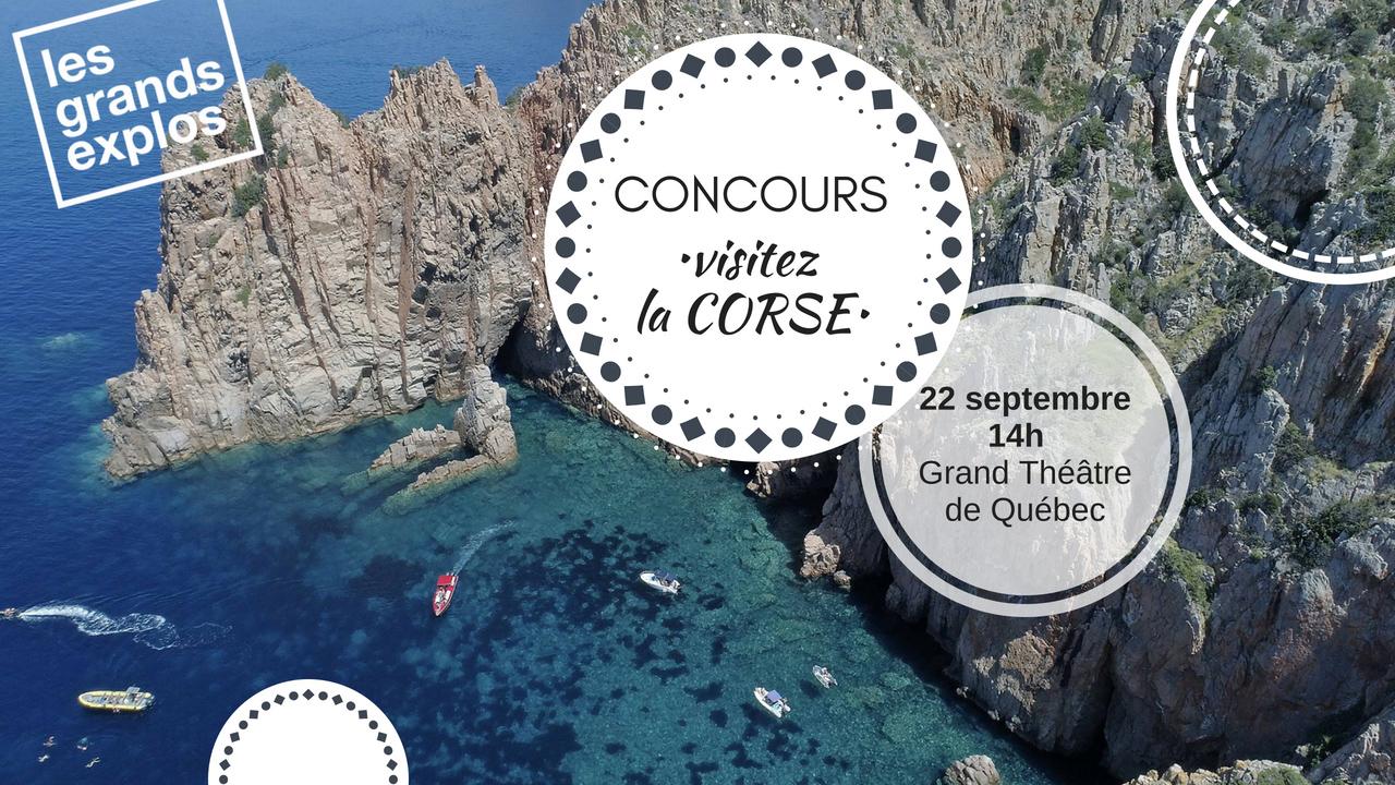 Les Grands Explorateurs - Corse