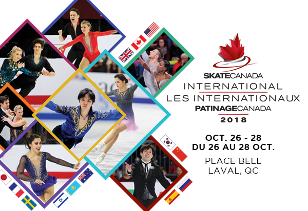 WIN a pair of tickets to 2018 Skate Canada International