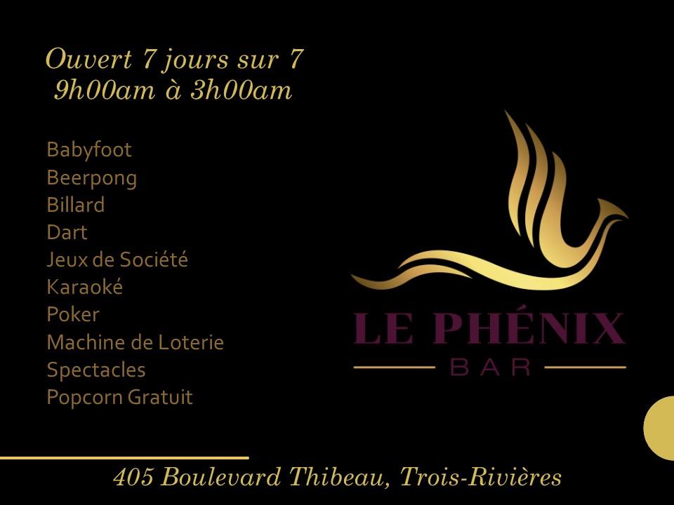 Assistez à la soirée Canadiens au bar sportif le Phénix !