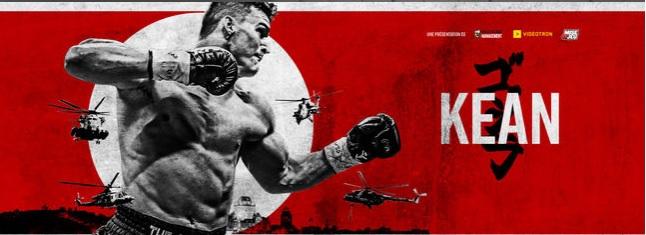 Gagnez vos billets pour le combat Simon Kean vs. Dillon Carman le 6 octobre au Centre Vidéotron