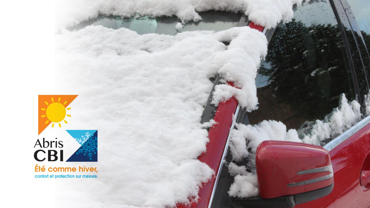 Gagnez votre Abri CBI pour l'hiver