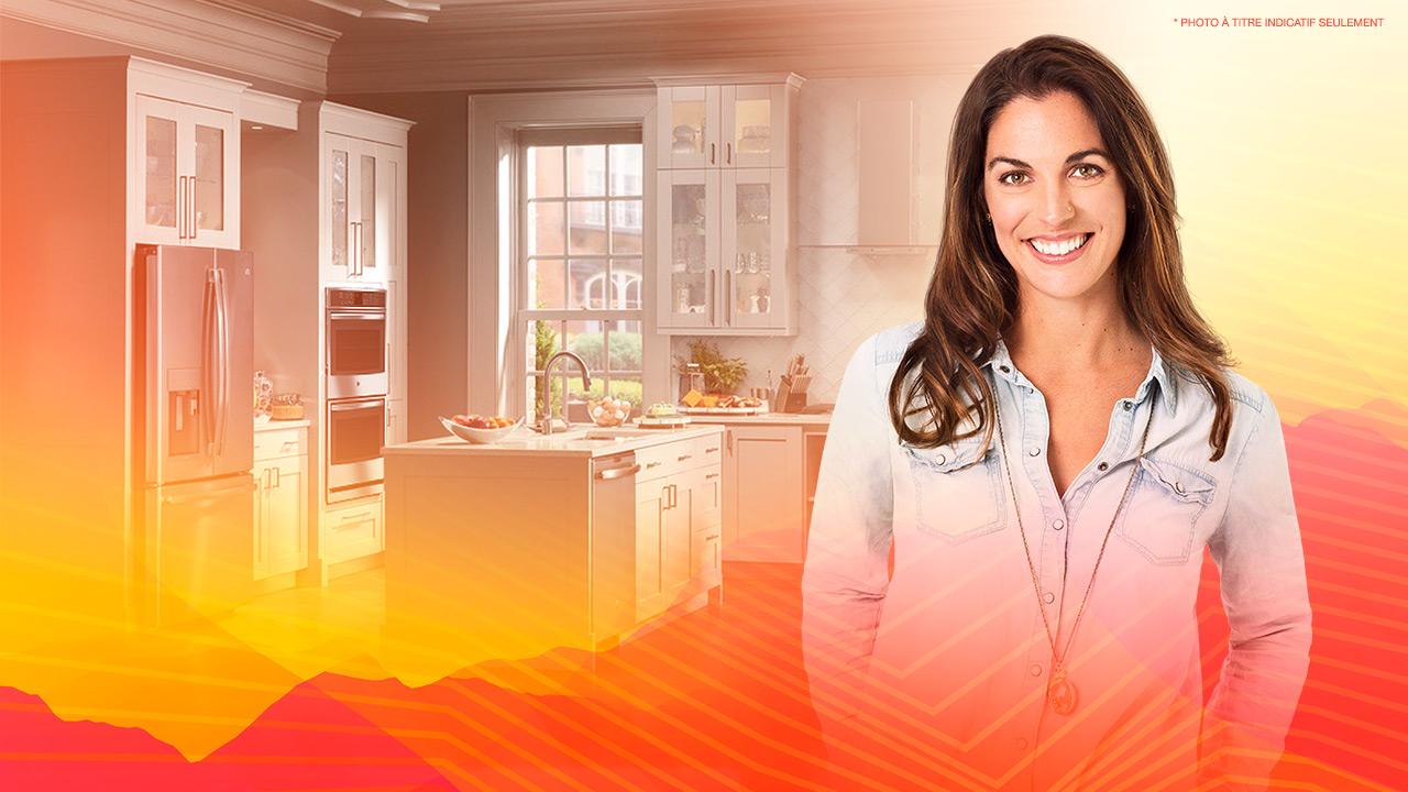 Rééquipez votre cuisine grâce à Paméla Beaudry