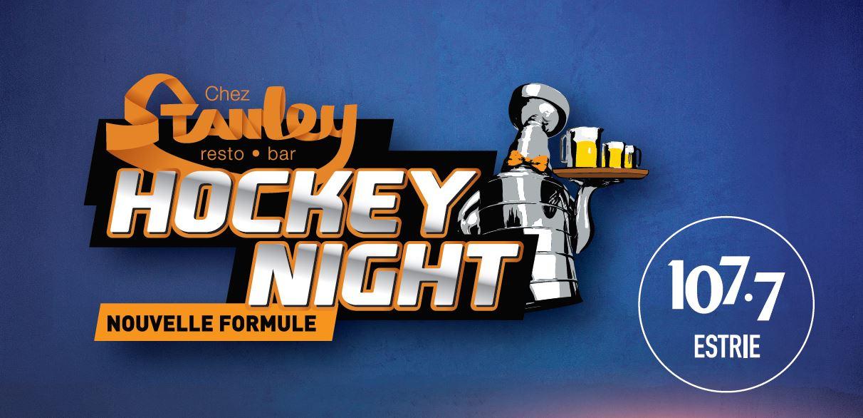 Venez au Hockey Night