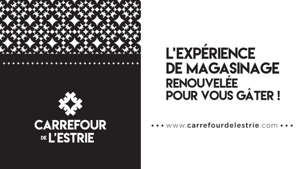 Carte Cadeau Carrefour De Lestrie.Les 45 Ans Du Carrefour De L Estrie Ca Se Fete En Grand