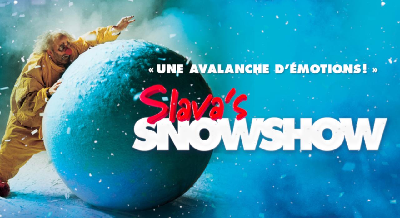 Slava's Snow Show : une avalanche d'émotions