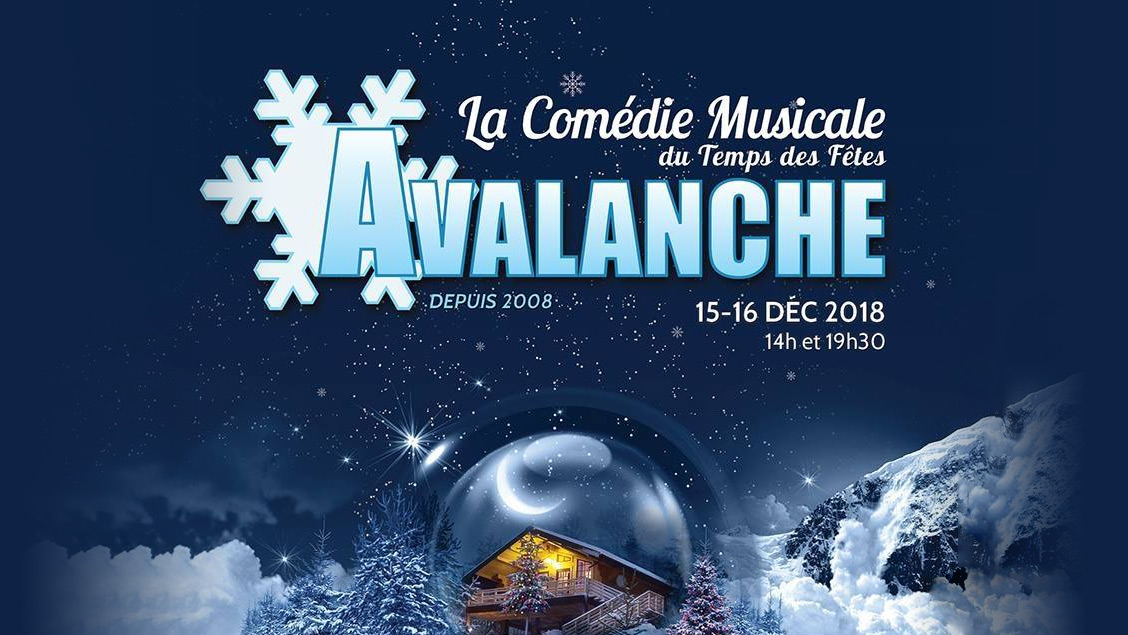 Le spectacle musical Avalanche!