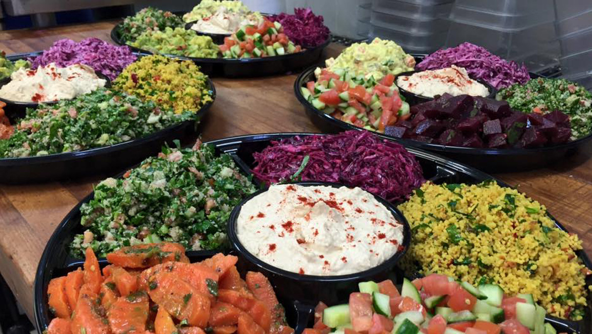 WIN $100 to spend on Falafel St-Jacques Catering!