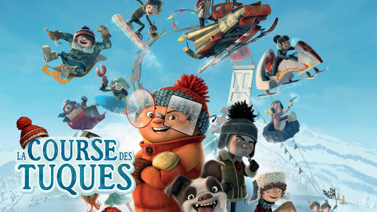 Première de film : La course des tuques au Cinéma Carrefour du Nord