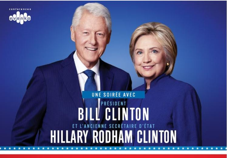WIN tickets to see THE CLINTONS