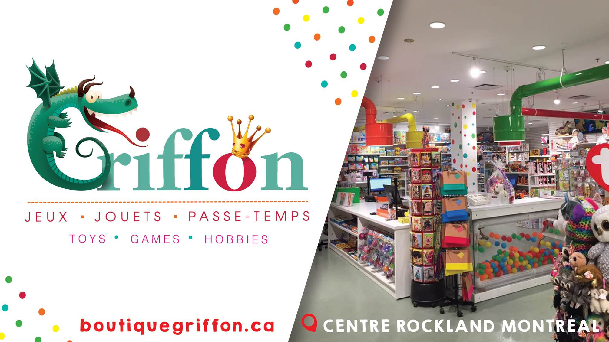 Win $100 at Boutique Griffon!