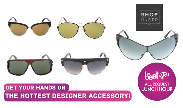 Love designer handbags, shoes and sunglasses?