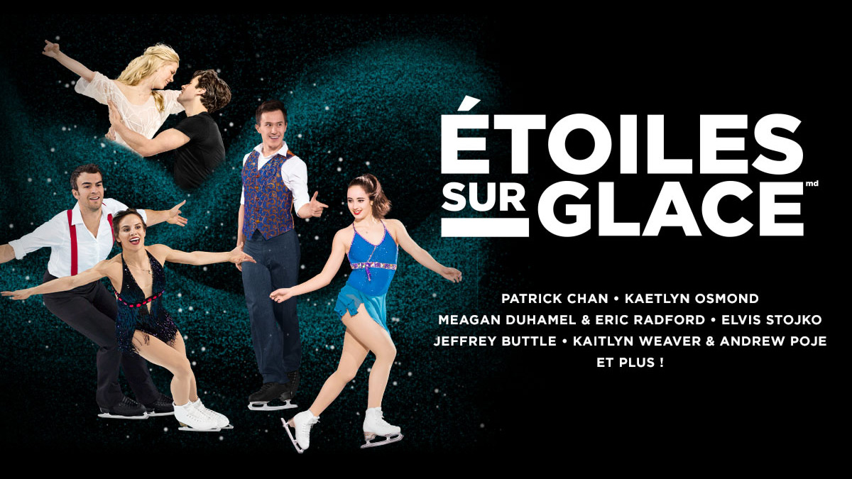 Voyez Les Étoiles sur glace 2019 à la Place Bell!