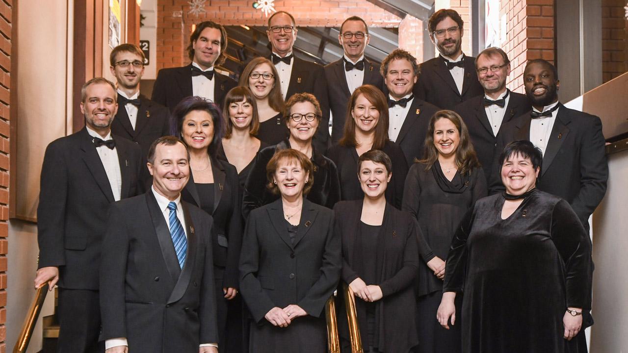 Noël au fil des siècles par l'Orchestre symphonique de Trois-Rivières