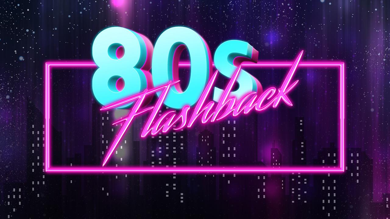 Gagnez votre forfait pour voir 80s Flashback au Cabaret du Casino de Montréal!